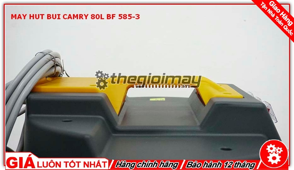 Tay cầm máy hút bụi CAMRY 30L BF-585-3