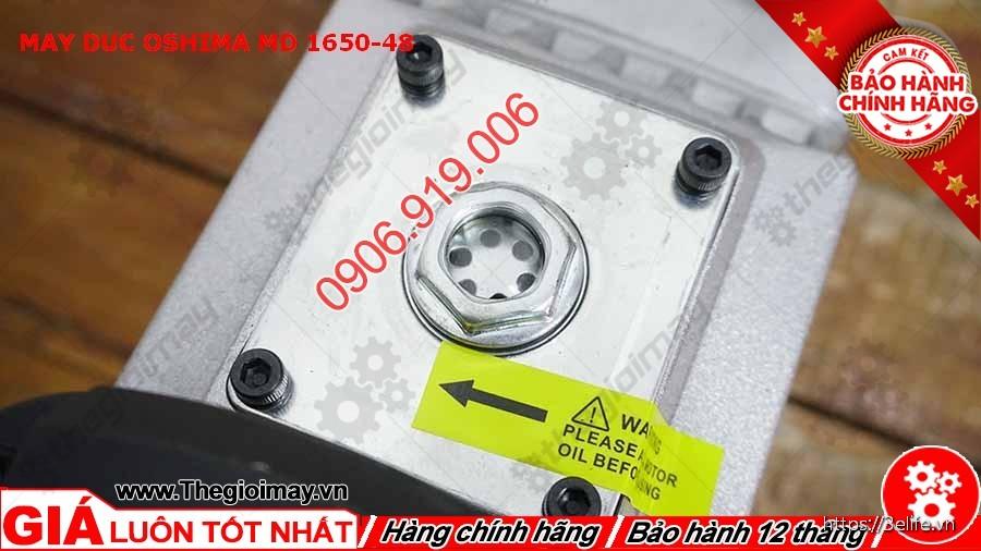 Mắt nhớt máy đục oshima MD-1650-48