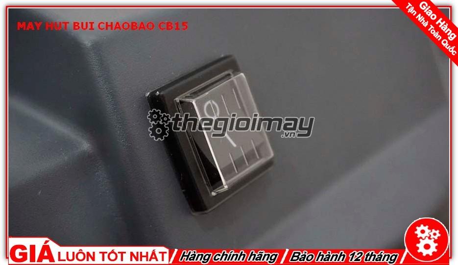 Công tắc máy hút bụi ChaoBao CB15 (15L)