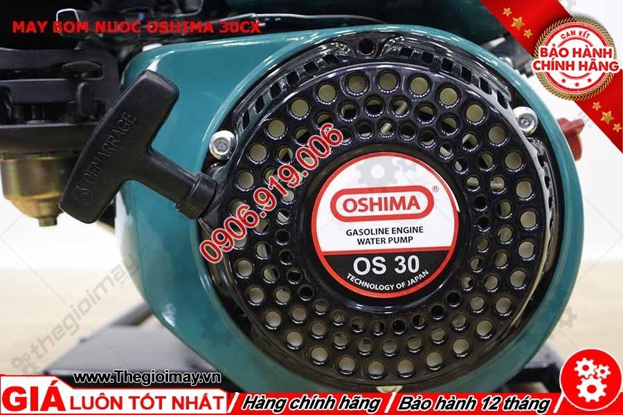 Tay giựt khởi động máy bơm nước oshima OS 30CX (OS30)