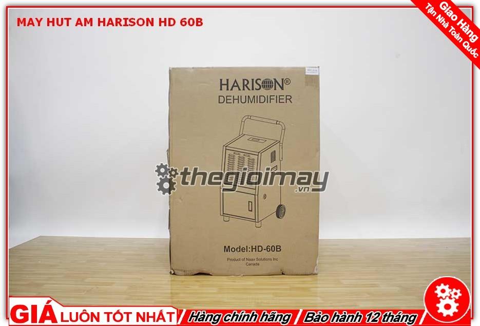 Thùng máy hút ẩm Harison HD-60B
