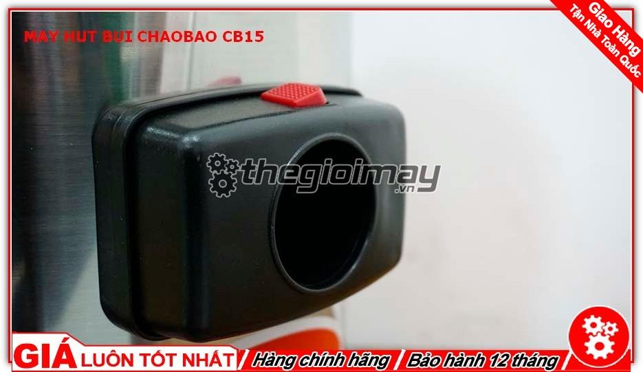 Đầu nối dây hút máy hút bụi ChaoBao CB15 (15L)