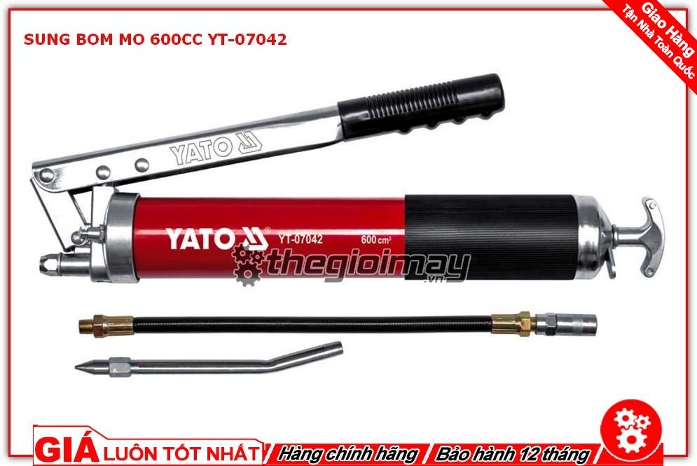 Đầu bơm mỡ YT-07042