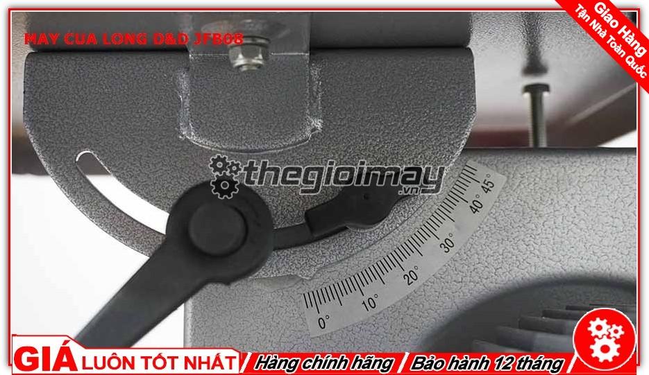 Bộ phận chỉnh độ nghiêng của bàn