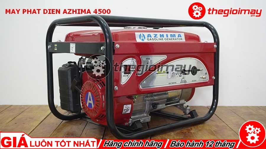 Máy phát điện AZHIMA 4500 chất lượng