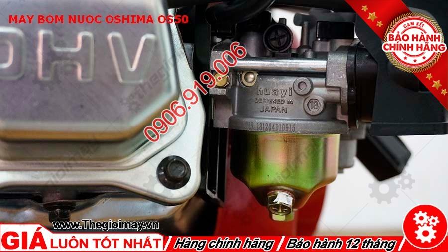 Bình xăng máy bơm nước oshima OS 50