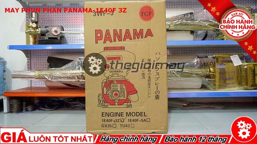 Thùng đựng của sản phẩm PANAMA 1E40F-3Z
