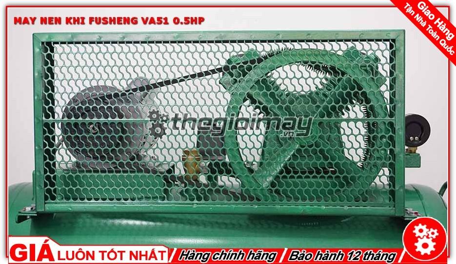 Lưu lượng khí đạt 87 lít/phút giúp máy luôn cung cấp một lượng khí ổn định và nhanh chóng