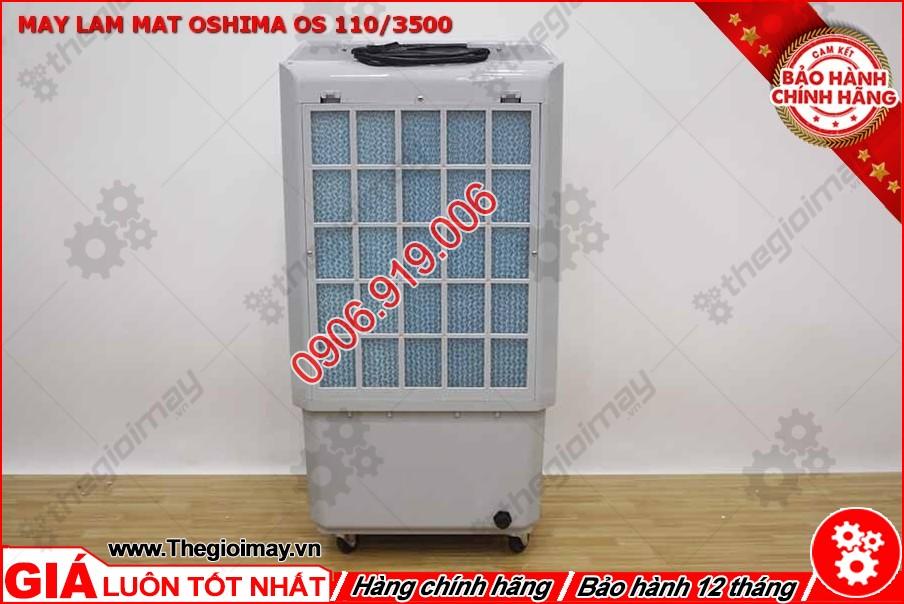 Ngoài chức năng làm mát máy còn có chức năng tạo ion âm, sẽ tạo ra nguồn không khí tươi sạch, giàu oxy