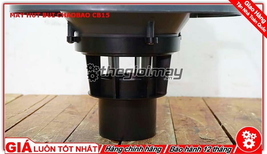 Đầu hút máy hút bụi ChaoBao CB15 (15L)