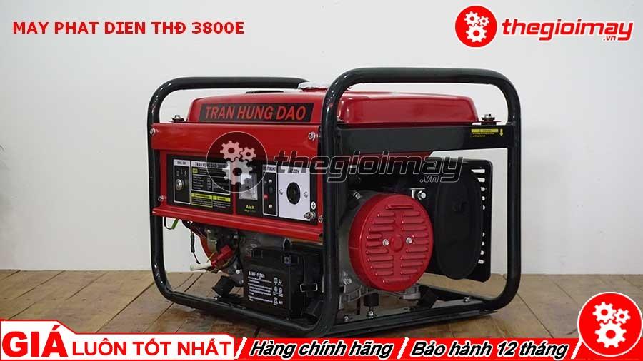 Máy phát điện THĐ 3800E chất lượng