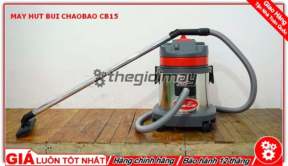 Máy hút bụi ChaoBao CB15 (15L)