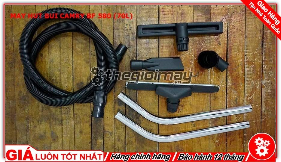 Phụ kiện máy hút bụi Camry 580( 70L)