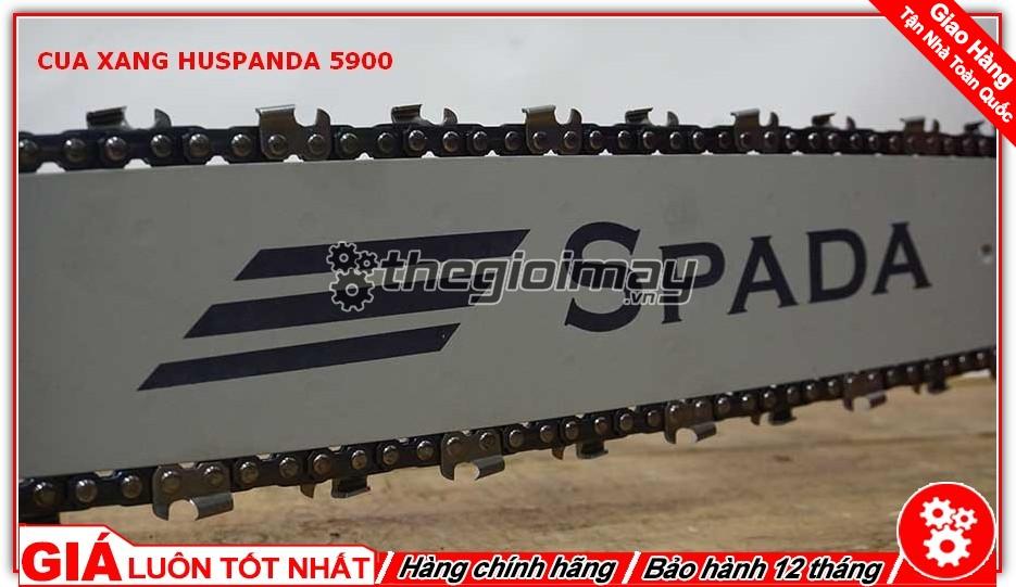 Lam xích của Huspanda 5900