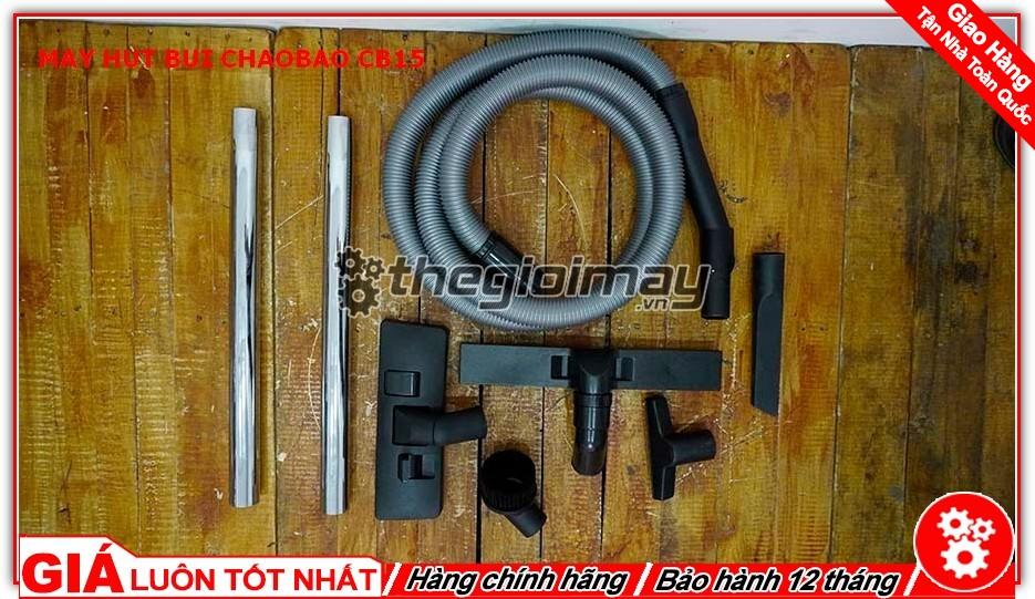Phụ tùng máy hút bụi ChaoBao CB15 (15L)