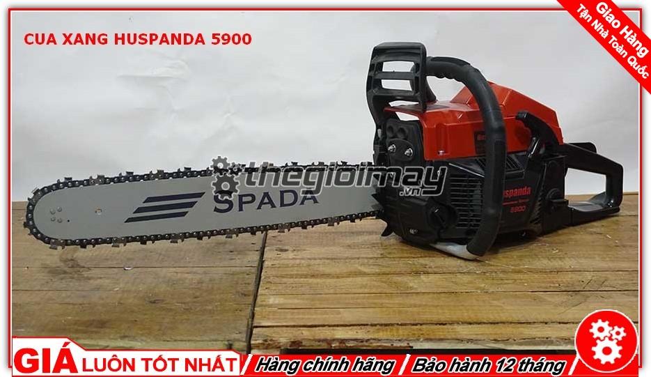 Máy cưa xăng Huspanda 5900