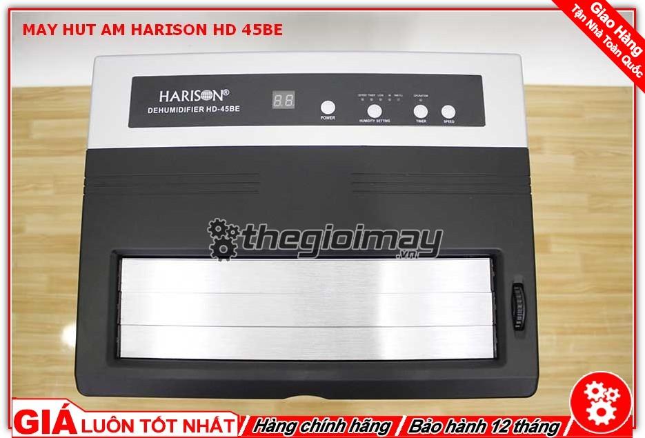 Bảng điều khiển máy hút ẩm công nghiệp Harison HD-45BE