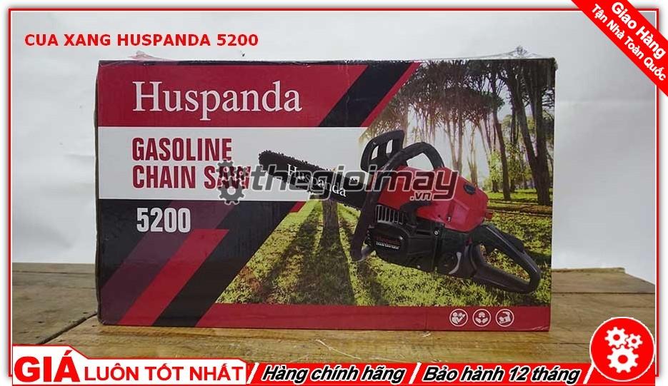 Thùng đựng của máy cưa xăng Huspanda 5200