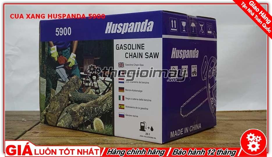 Thùng đựng của máy cưa xăng Huspanda 5900