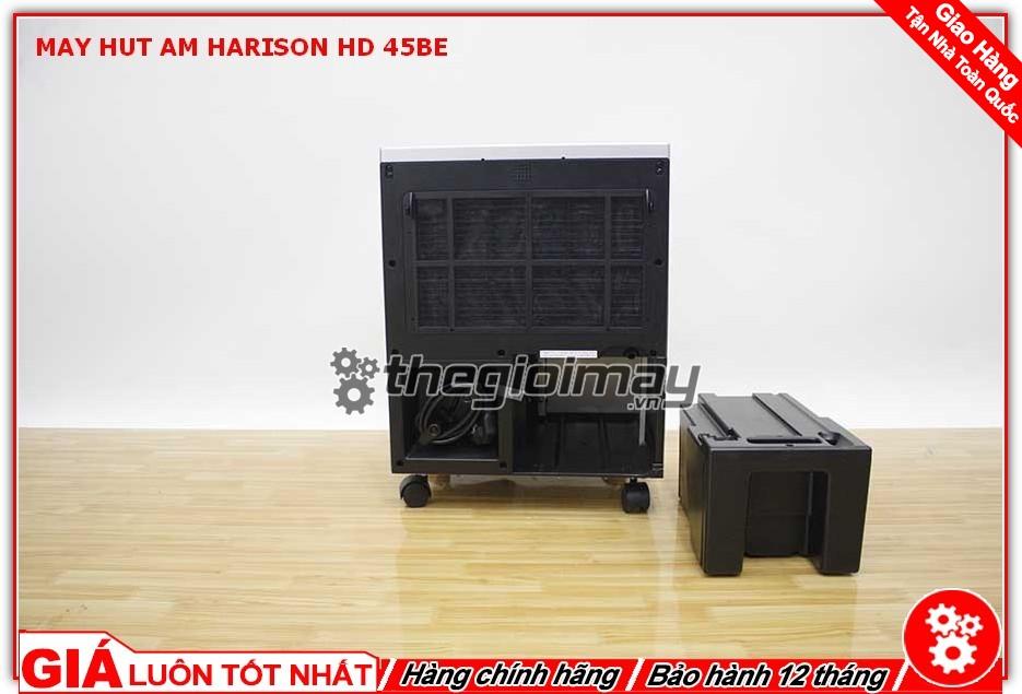 Bình chứa nước máy hút ẩm công nghiệp Harison HD-45BE