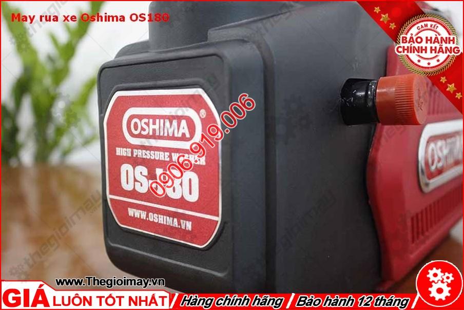 Đầu xả máy xịt rửa oshima OS 180
