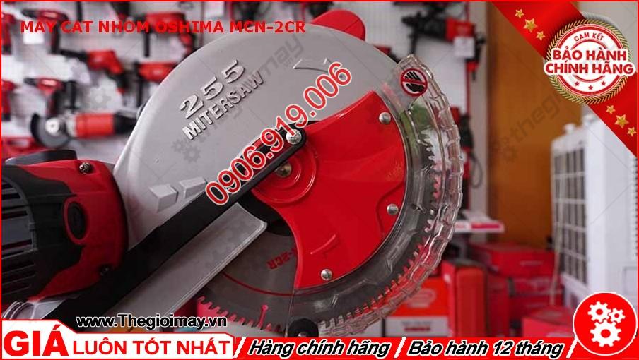 Lưỡi máy cắt nhôm oshima MCN-2CR