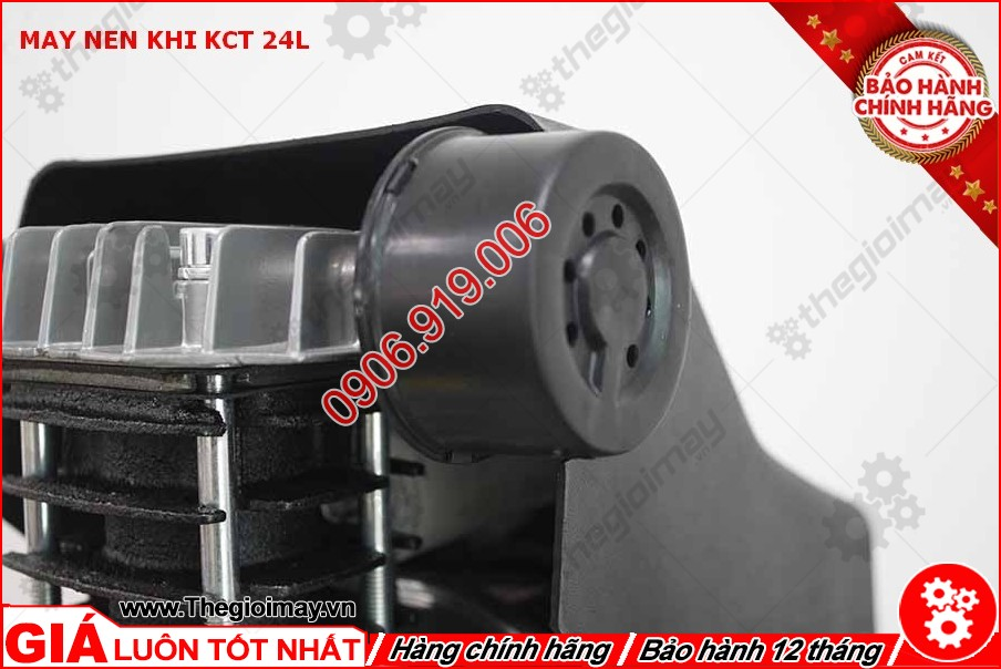 Lọc khí máy nén khí KCT 24 lít