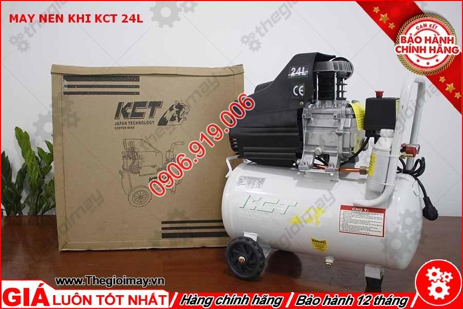 Máy nén khí KCT 24 lít