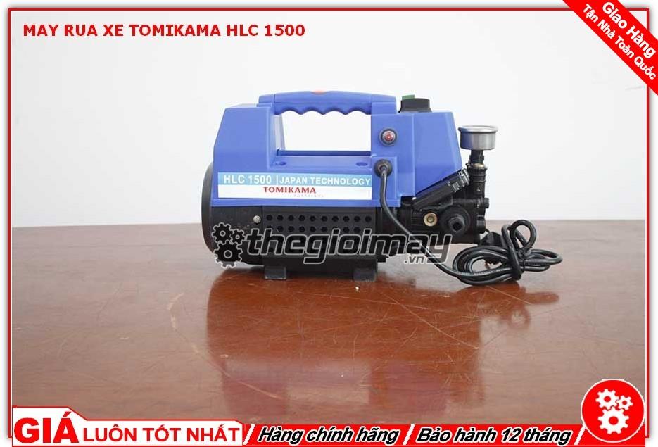 Máy rửa xe Tomikama HLC-1500