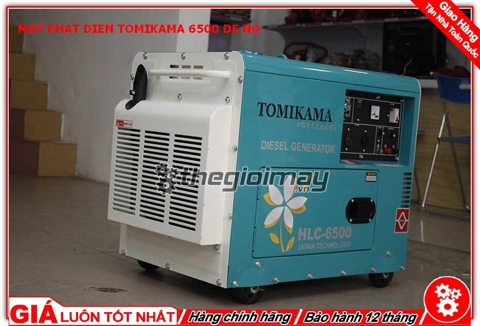 Động cơ của HLC-6500 được sản xuất theo công nghệ Nhật Bản hiện đại