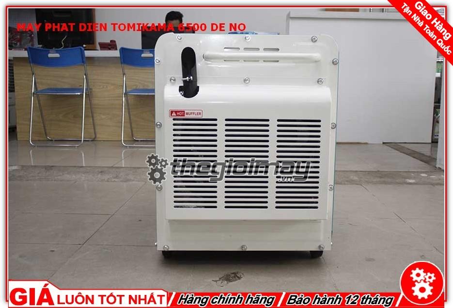 Máy phát điện Tomikama HLC-6500 chạy dầu