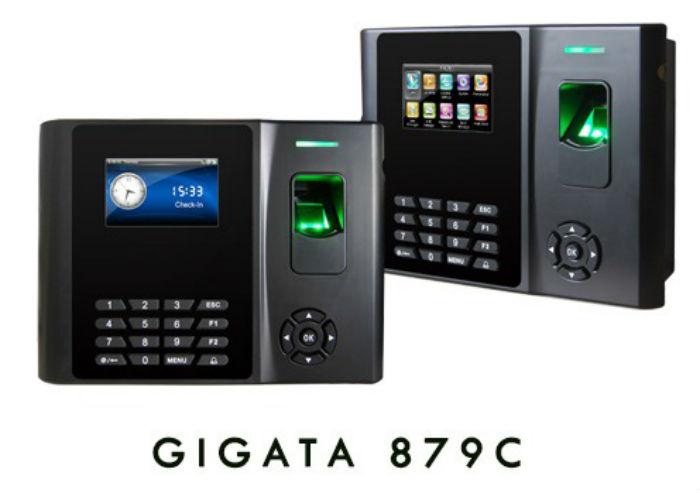 Máy chấm công vân tay Gigata G879C
