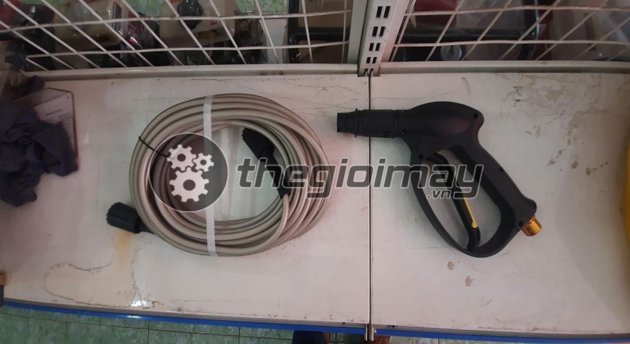 Súng và dây xịt của máy rửa xe Oshima OS-190C