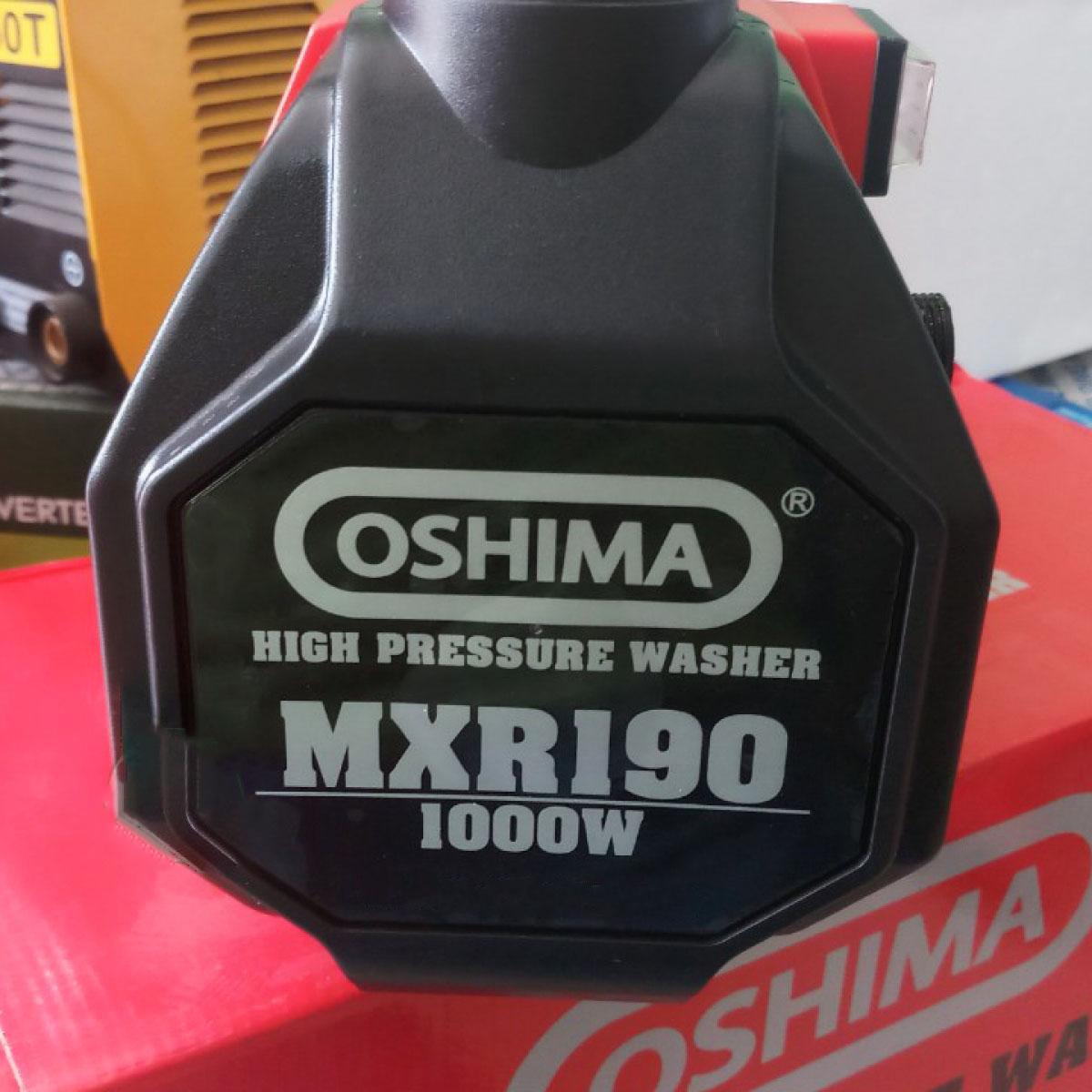 Máy rửa xe Os 190 hiệu Oshima