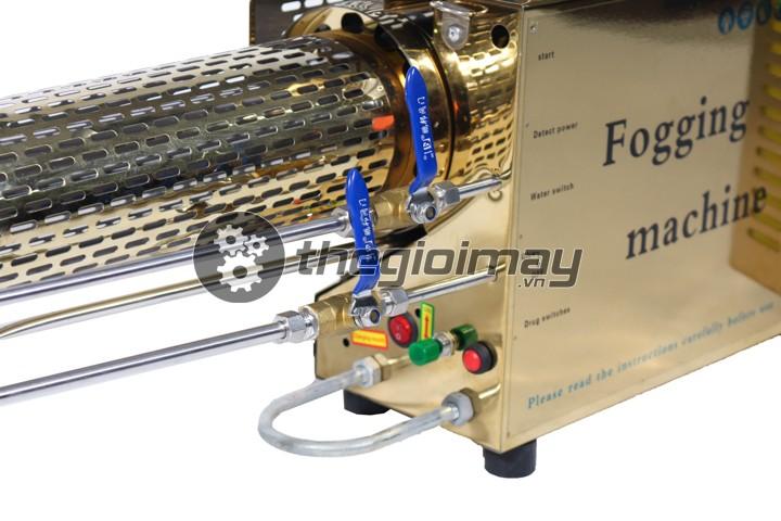 Bộ nút điều khiển của máy phun khói Vinafarm VNPK 150