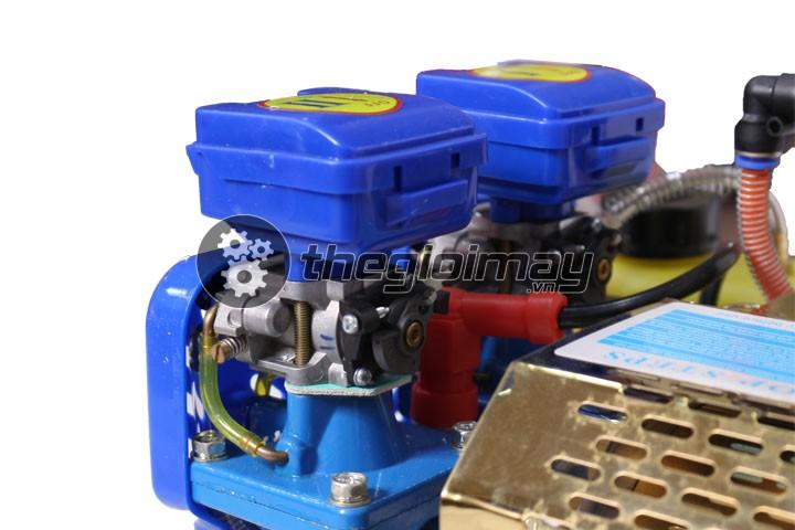 Động cơ của máy phun khói Vinafarm VNPK 150