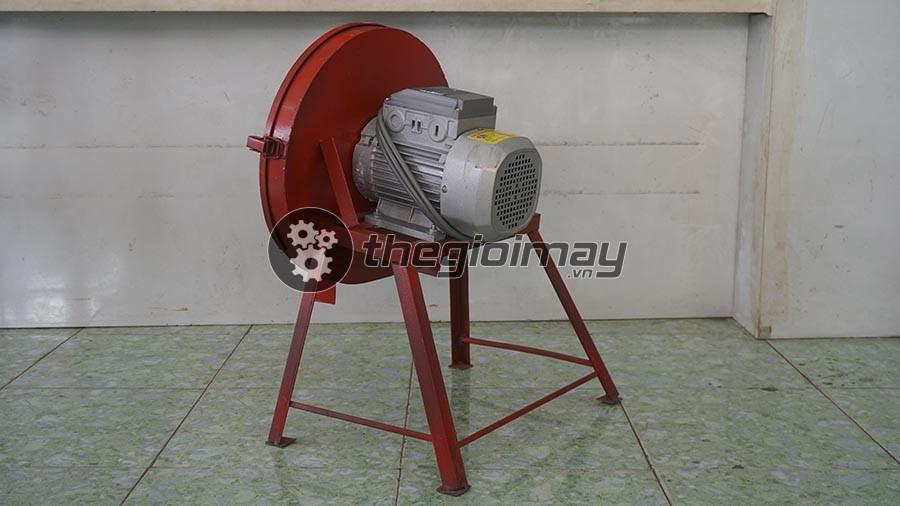 TK1500 sử dụng motor 2.2KW 100% dây đồng