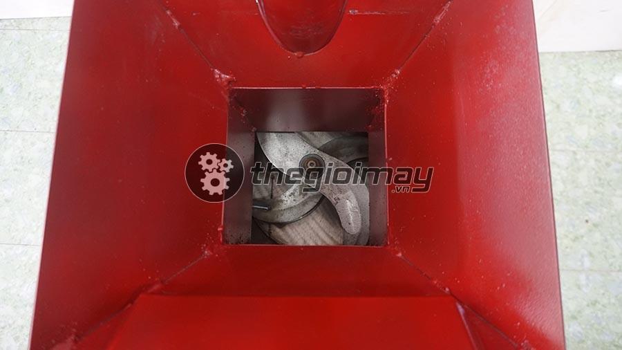 Máy băm nghiền hỗn hợp thùng inox Takyo TK22
