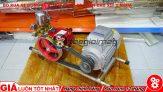 Bộ rửa xe motor 1.1 đầu HS28 1hp – chân tròn