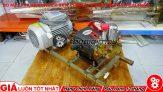 Bộ rửa xe động cơ 3kw đầu HLC 45G 2 hp chân vuông